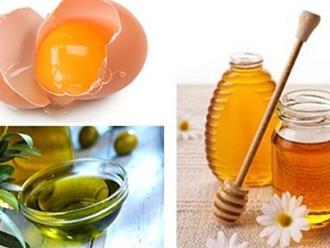 Da đẹp hơn mỗi ngày chỉ bằng 1 thìa mật ong và 1 quả trứng gà