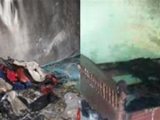 Kinh hoàng: Kẻ thủ ác nhẫn tâm đổ xăng thiêu sống 3 người trong một gia đình vì lý do không ai ngờ tới