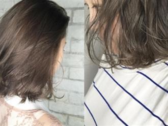 4 màu tóc khói mà nàng công sở nhuộm thoải mái không sợ nổi