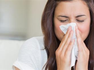 Áp dụng phương pháp đơn giản này, viêm xoang nặng cách mấy cũng khỏi
