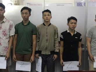 Bắt thanh niên 19 tuổi cầm đầu nhóm thu tiền bảo kê