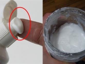Lấy kem đánh răng trộn với muối – mẹo cực hay khiến hàng tỉ người muốn thử