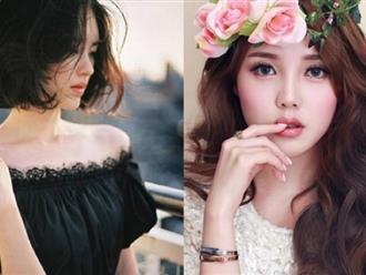 Cách 'ngụy trang' cho những cô nàng tóc mỏng quẹt thành bồng bềnh quyến rũ