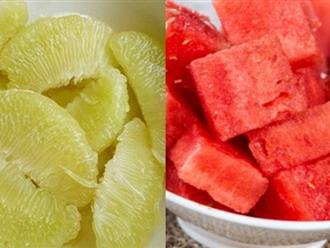 Điểm mặt 6 loại quả càng ăn da càng trắng, dáng càng thon