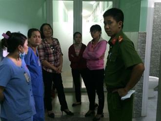 Vụ thai nhi trong sọt rác bệnh viện: Người mẹ không rõ vì sao thai nhi rơi ra ngoài?