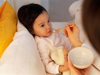 Trẻ bị tiêu chảy nên ăn gì để bé nhanh khỏi bệnh?