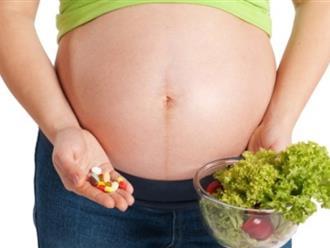 Những thực phẩm bổ sung sắt cho mẹ bầu tốt hơn nghìn lần uống thuốc
