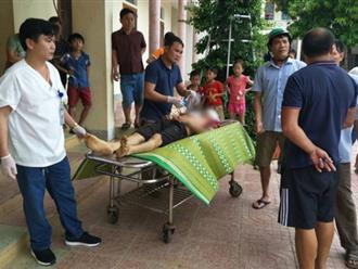 Hà Tĩnh: Cán bộ thú y bị trâu húc tử vong khi đến chuồng tiêm thuốc bổ