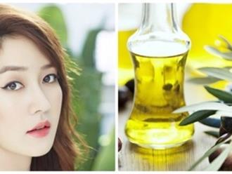 Công cuộc làm đẹp của bạn sẽ khởi sắc khi khắc cốt ghi tâm các mẹo làm đẹp nhanh với dầu oliu này