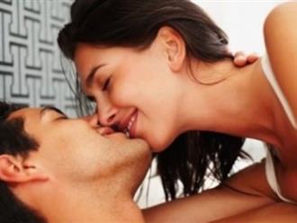 Khi quan hệ nàng chỉ cần chạm vào điểm này trên cơ thể chàng sẽ sướng run và lên đỉnh nhiều lần