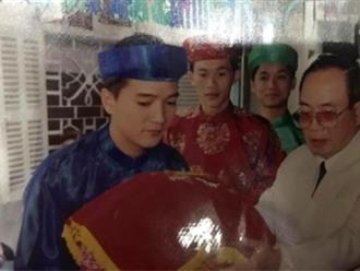 Hé lộ hình ảnh 'độc' Đàm Vĩnh Hưng đi bê tráp cùng Hoài Linh