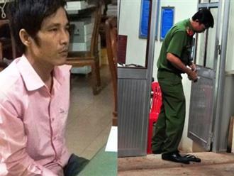Nghi phạm giết nữ chủ tiệm thuốc tây khai gì tại cơ quan công an?