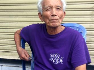 Cụ ông 80 tuổi giành xe hàng với đoàn liên ngành quận 1: Tôi bực nhưng rất ủng hộ ông Hải
