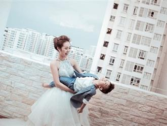 Mẹ đơn thân: 'Mẹ muốn cho con một hạnh phúc chân thật, dù không trọn vẹn'