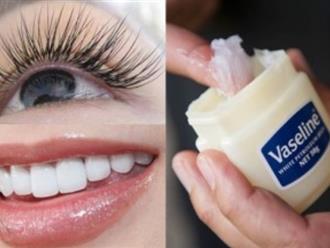 1 hũ vaseline – 10 công dụng làm đẹp 'thần thánh' 100% chị em chưa biết