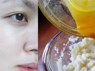 Dùng loại mặt nạ chống lão hóa tự nhiên này còn tốt hơn cả uống collagen