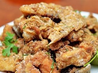 Làm thịt gà rang muối kiểu này ai ăn cũng ghiền thơm ngon hấp dẫn hơn ngoài hàng