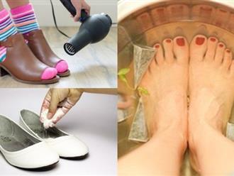 Phụ nữ đi giày cả đời mà không biết 6 mẹo này thì thà đừng đi còn hơn