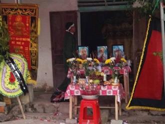 Vụ thai phụ ôm 2 con nhảy cầu tự tử: Bà ngoại đau đớn ngất lịm bên bàn thờ 3 di ảnh