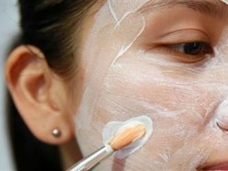 Cách chăm sóc da mặt dầu đẹp xinh cô nàng nào cũng kết