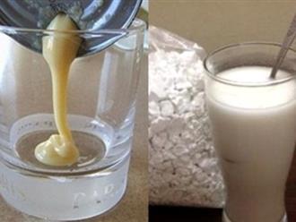 Pha sữa đặc với bột sắn dây uống 1 ly mỗi sáng, eo thon, ngực nở, phụ nữ cả đời không lo ung thư vú