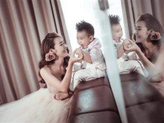Đàn bà muốn sung sướng phải biết thương mình trước, rồi đến con, cuối cùng mới là chồng