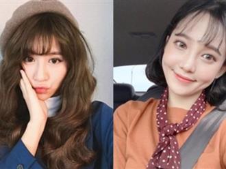 5 kiểu tóc lý tưởng mùa thu – đông cho bạn gái, dù mặt tròn, dài hay vuông cứ cắt là sẽ đẹp hết ý
