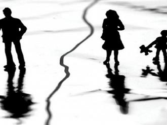 Trước khi kí đơn ly hôn, hãy dành 1 phút để hiểu những đứa trẻ cần điều gì