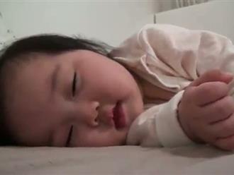 Nhiều cha mẹ cho trẻ sơ sinh ngủ sai tư thế, dễ đột tử