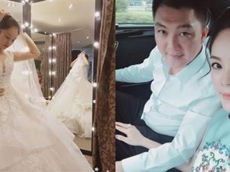 Diễn viên Dương Cẩm Lynh tổ chức đám cưới với chồng vào tuần sau?