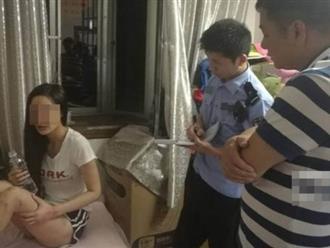 Bị bạn trai dội nước sôi lên người, giam lỏng và bỏ đói nhiều ngày, cô gái trẻ leo cửa sổ căn hộ tầng 6 cầu cứu