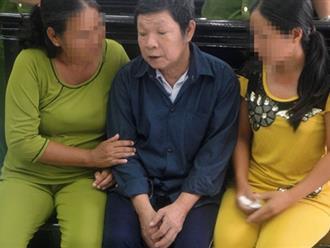 Ông nội hiếp dâm cháu 11 tuổi nhiều lần, bắt uống thuốc tránh thai vẫn tỏ ra ngây ngô, không biết gì tại tòa
