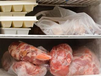 Dùng túi ni lông đựng thực phẩm rồi cho vào tủ lạnh hại cơ thể hơn cả mắc ung thư nhiều người mắc