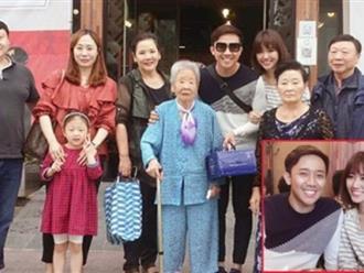 Bận 'tối mắt' nhưng Trấn Thành vẫn dành thời gian thăm họ hàng vợ ở Hàn Quốc