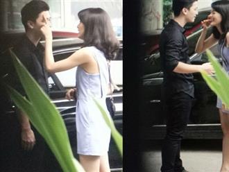 Sốc: Bắt gặp tình cũ Cường Đô La thân mật với hotboy Huỳnh Anh tại nơi công cộng