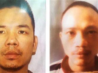 Triệu tập người cho 2 tử tù bỏ trốn mượn xe máy lên làm việc