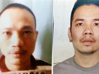 Hai tử tù vượt ngục được phát hiện ở Quảng Ninh