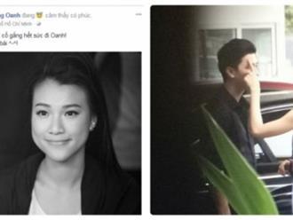 Huỳnh Anh bị nghi hẹn hò với tình cũ Cường Đô la, Hoàng Oanh phản ứng 'lạ' khiến ai cũng sốc!