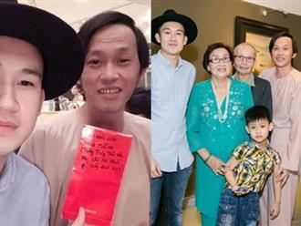 Sự thật sau chiếc phong bì tặng sinh nhật mẹ của Hoài Linh bị Dương Triều Vũ 'tố' vì quá mỏng