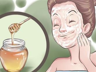 Dùng mật ong 7 ngày, da trẻ hóa hơn hẳn uống collagen