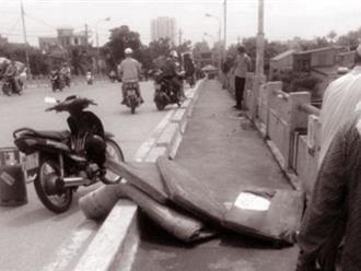 Nghi án kẻ gian trộm xe máy của một phụ nữ nhảy cầu tự vẫn