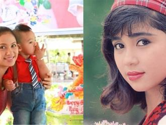 Khâm phục hành trình nuôi con 1 mình của Việt Trinh: 'Tôi sẽ làm mẹ đơn thân đến tận cuối đời vì...'