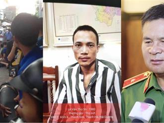 Tướng Tiến kể lại giây phút cảnh sát hình sự đập kính xe bắt tử tù