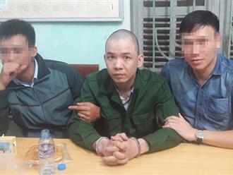 250 cảnh sát vây bắt tử tù trốn trại giam T16