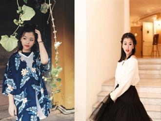 Không ngờ con gái út của DV Chiều Xuân đã phổng phao, xinh đẹp, sành điệu thế này!