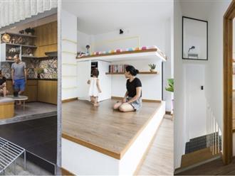 """Ngôi nhà 18m² trong hẻm nhỏ """"vạn người mê"""" của cặp vợ chồng trẻ ở Sài Gòn"""