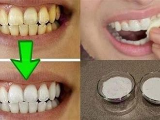 4 cách làm trắng răng hiệu quả, an toàn áp dụng ngay tại nhà