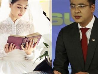Nhờ bà xã tương lai, 'soái ca VTV' Quang Minh được giải những nỗi oan đeo bám nhiều năm