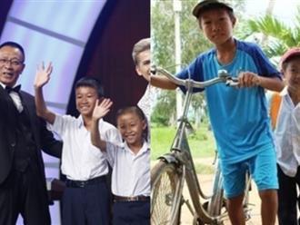 Xót lòng với hoàn cảnh sống thiếu thốn của hai cậu bé được Lại Văn Sâm tặng lương hưu