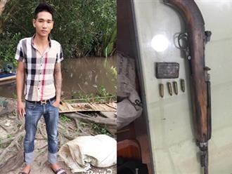 Hung thủ bắn chết người tại quán Karaoke Đại Thế Giới bị bắt
